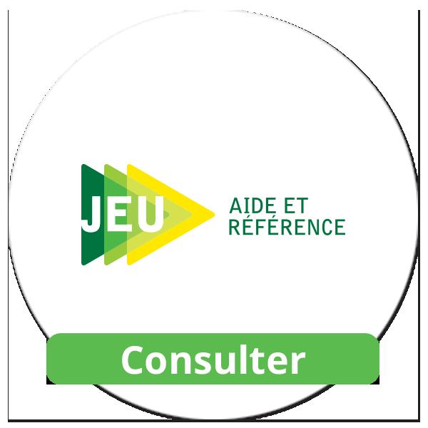 Jeu : aide et référence est un service téléphonique d'information, de référence et de soutien sur le jeu compulsif, disponible 24 heures par jour, 7 jours par semaine, pour tout le Québec.